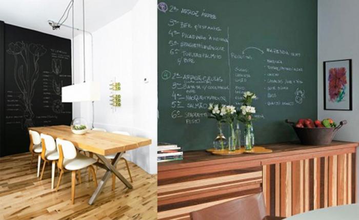 P ntalo ah aqu si ah art culo acabados pared - Pintura pared verde ...
