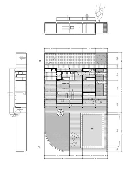 CASA-OCAÑA_proyecto_planta-seccion