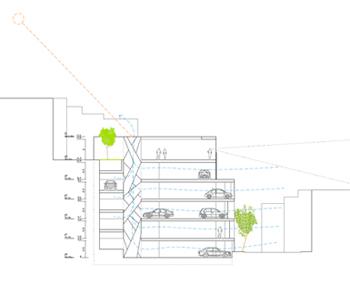 APARCAMIENTOS-VEJER_Anteproyecto_seccion