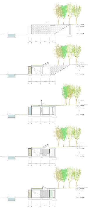 CASA-BIOCLIMATICA-VILLENA_proyecto_secciones-transversales
