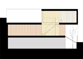 CASA-SANTA-POLA_Anteproyecto_Seccion-longitudinal