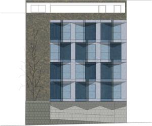 HOTEL-CONVENIO_proyecto-basico_alzado
